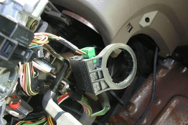 Как отключить иммобилайзер на форд транзит